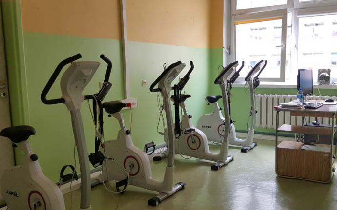 Wyposażamy Szpital Wojewódzki w Zestaw do rehabilitacji kardiologicznej