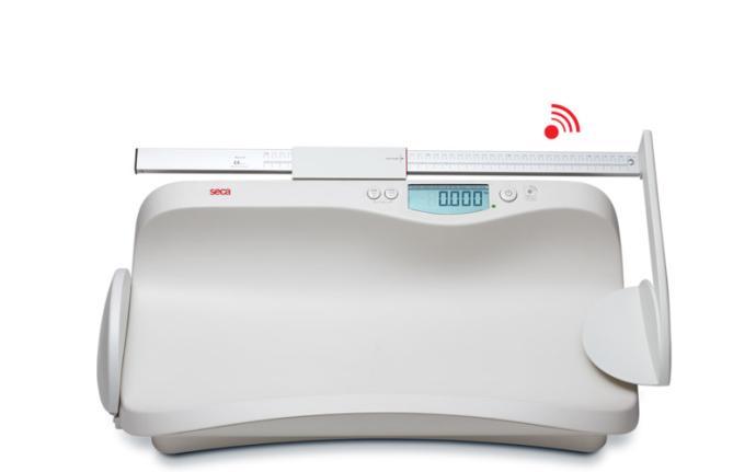 Wyposażenie każdej poradni dziecięcej - waga medyczna SECA
