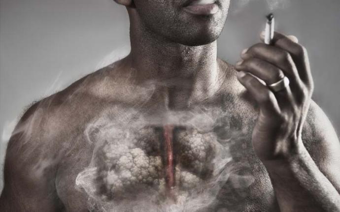 Saturacja u palacza - czyli ile tlenu we krwi znajduje się u osoby palącej?