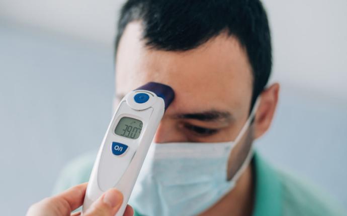 Przyczyny podwyższonej temperatury ciała