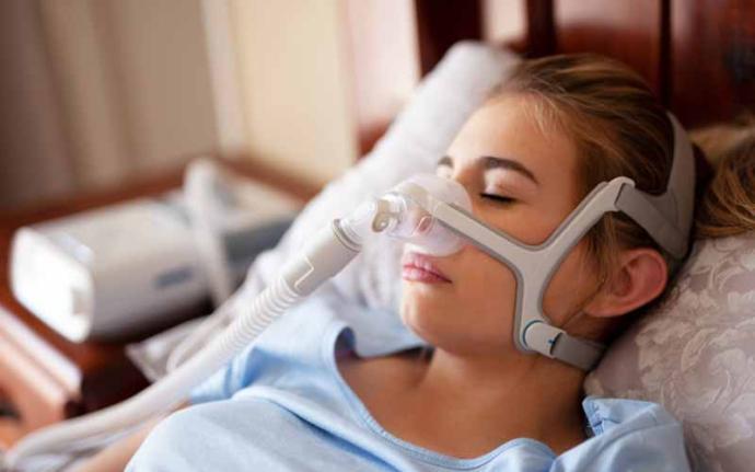 Zastosowanie aparatów oddechowych CPAP