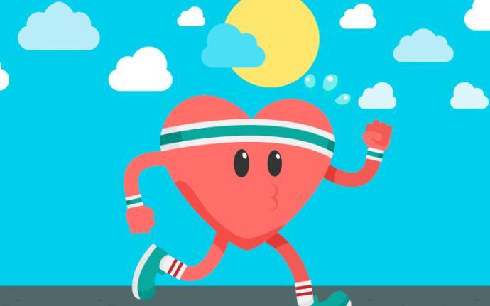 Serce kocha aktywność fizyczną
