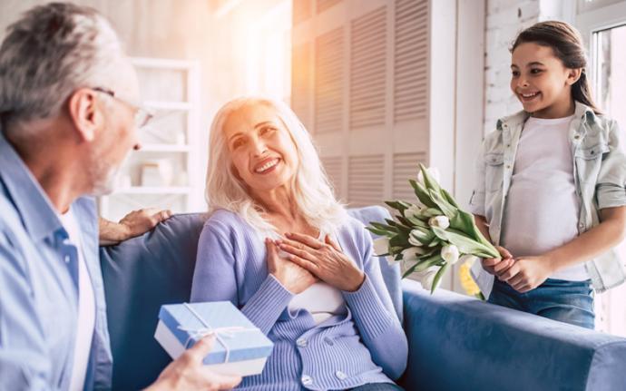 Praktyczny prezent na Dzień Babci i Dzień Dziadka