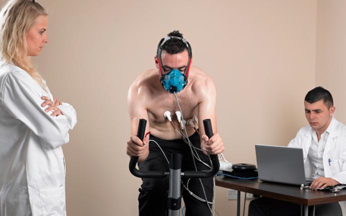 Ergospirometria i próba wysiłkowa dla biegaczy