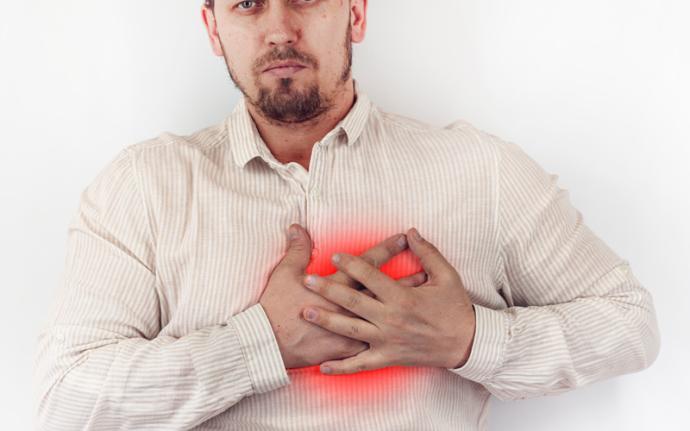 10 objawów mogących świadczyć o chorobach serca